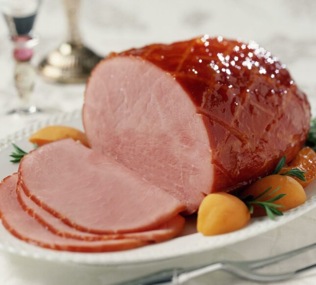 how to cook nugget ham