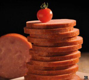 Ham Steak Rolls