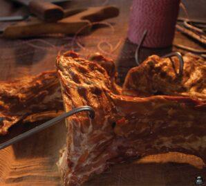Smoked Bacon Bones