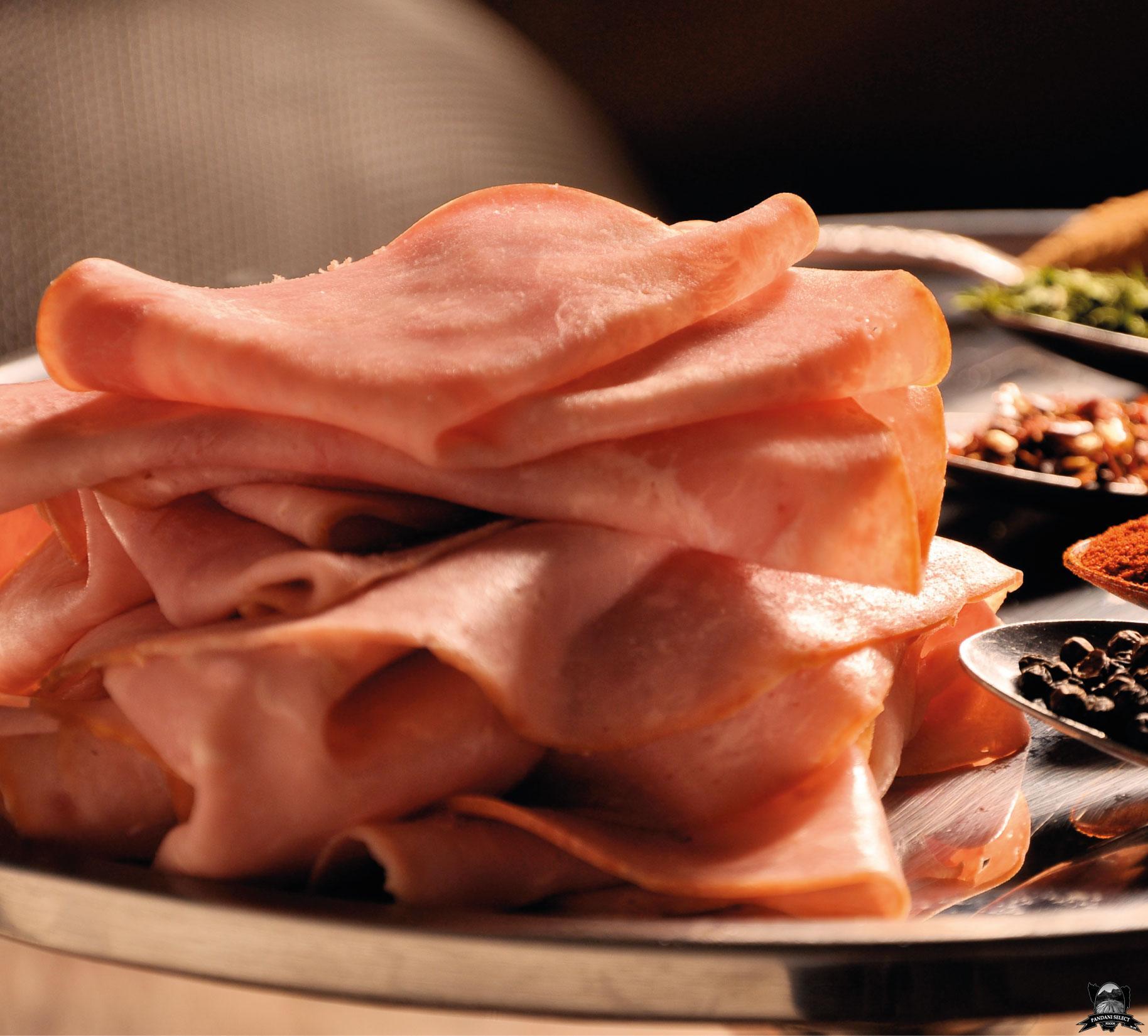 Virginian Ham Shaved
