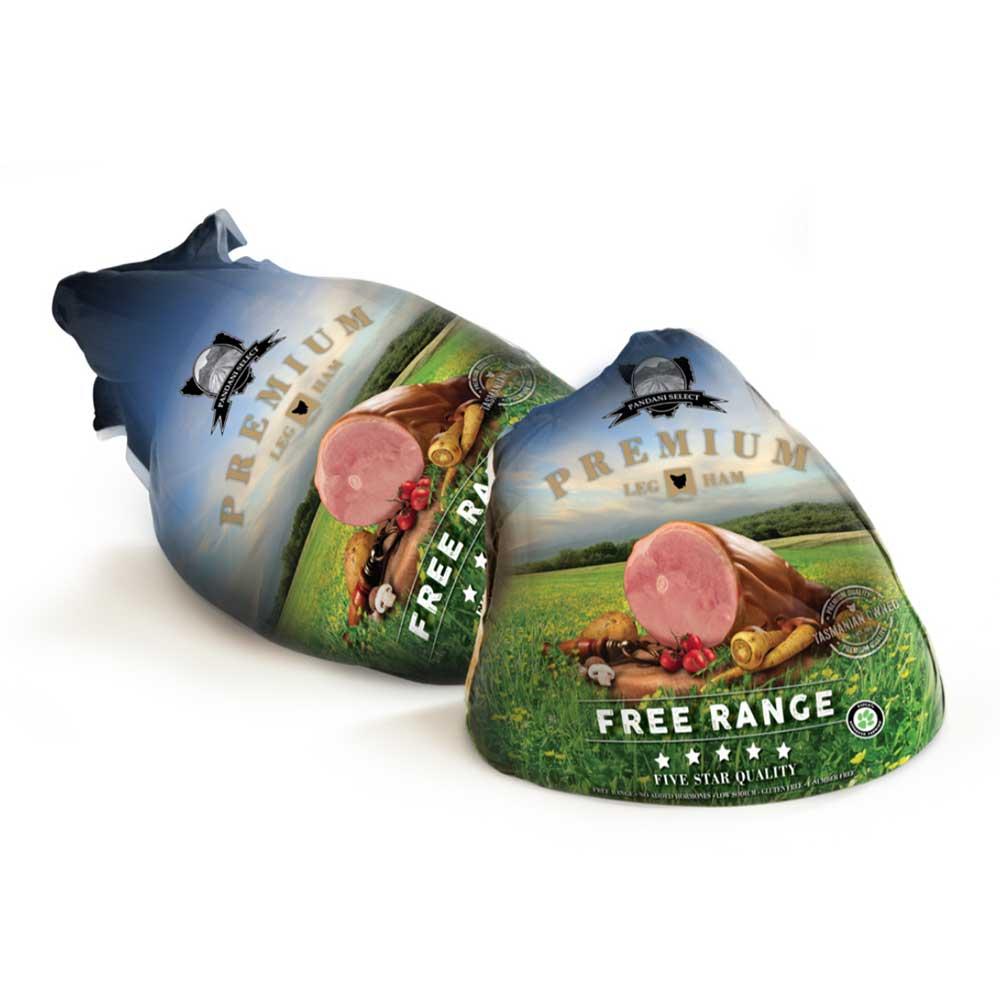 Free Range Cooked On The Bone Leg Ham