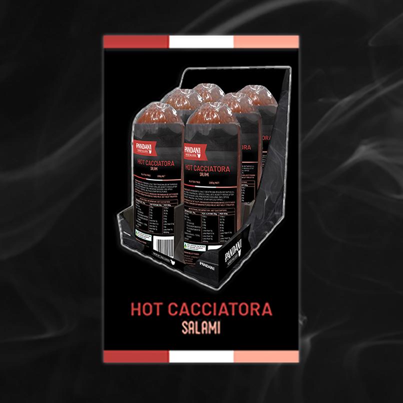 Hot Cacciatora
