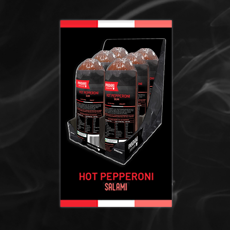 Hot Pepperoni