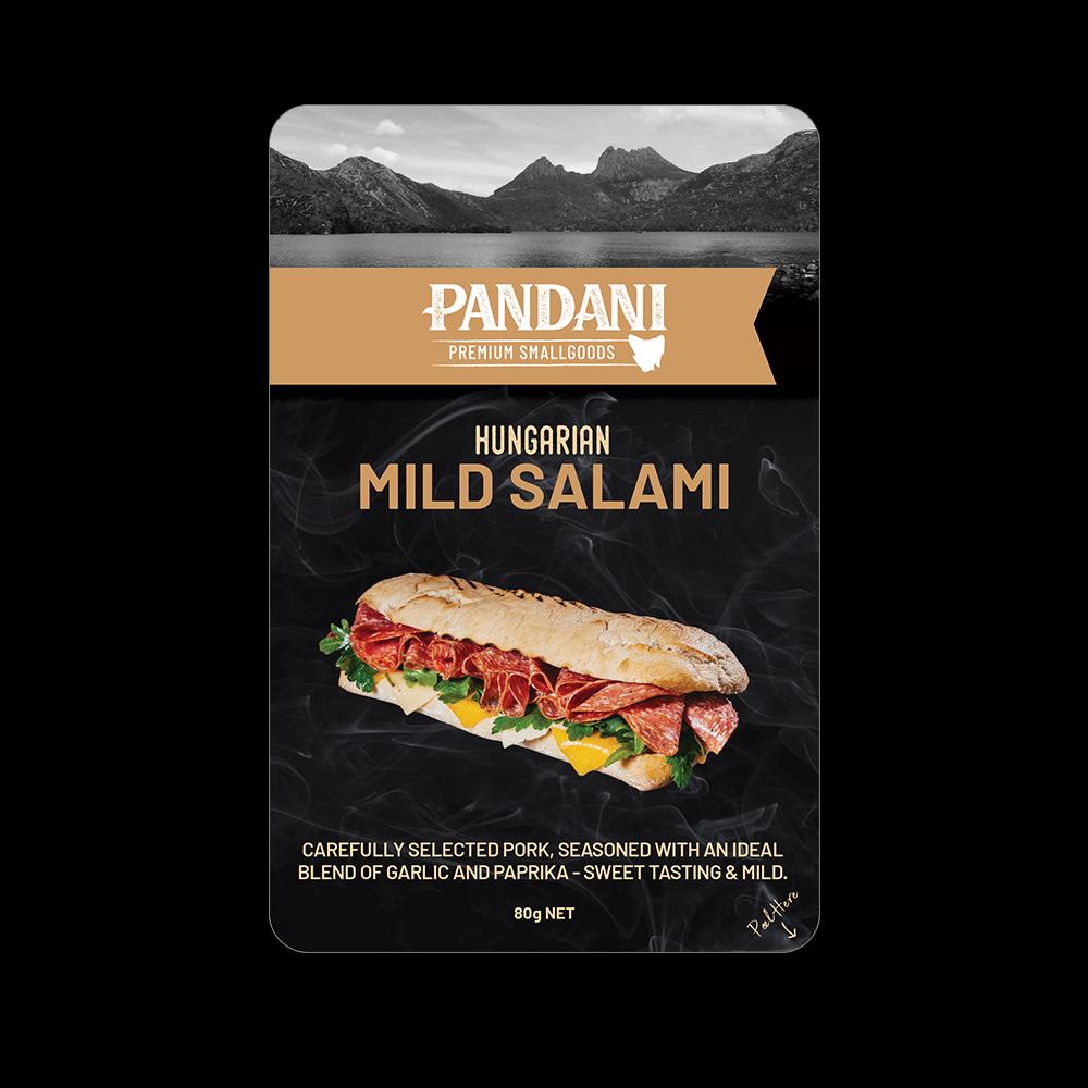 Hungarian Mild Salami