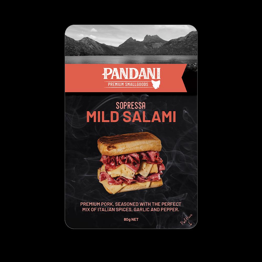 Soppressa Mild Salami